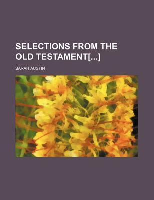 Selections from the Old Testament[]