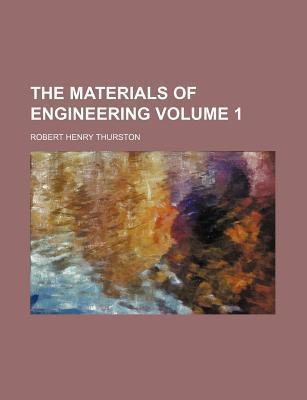 The Materials of Engineering Volume 1