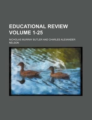 Educational Review Volume 1-25