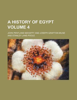 A History of Egypt Volume 4