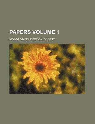 Papers Volume 1