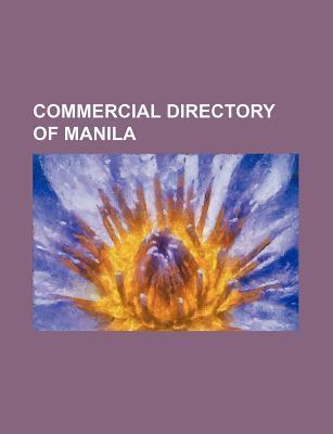 Commercial Directory of Manila