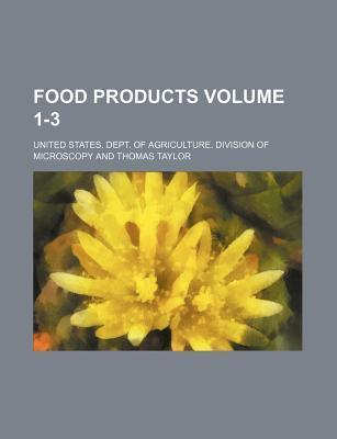 Food Products Volume 1-3
