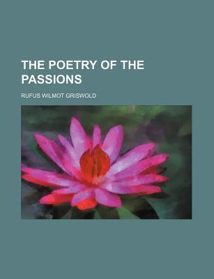 The Poetry of the Passions