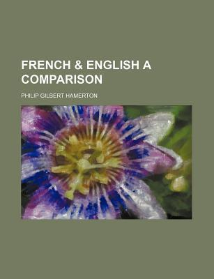 French & English a Comparison