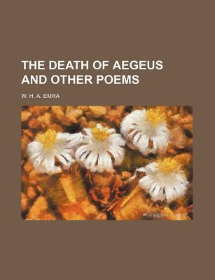 The Death of Aegeus and Other Poems