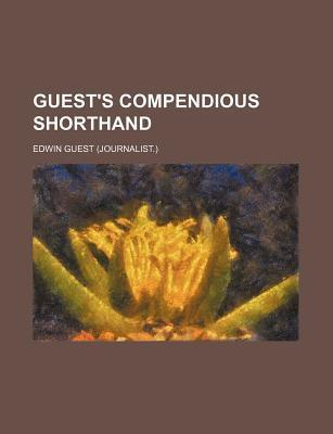 Guest's Compendious Shorthand