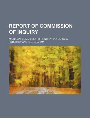 Report of Commission of Inquiry