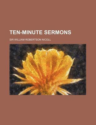 Ten-Minute Sermons