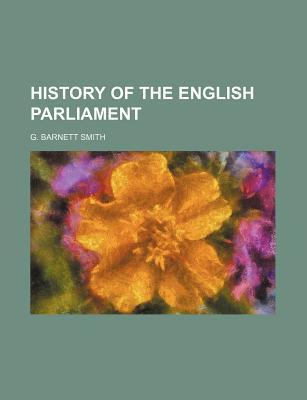 History of the English Parliament