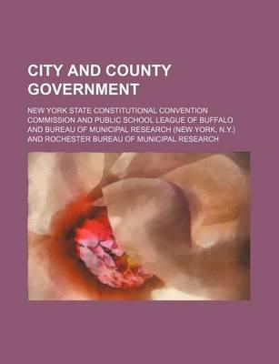 City and County Government