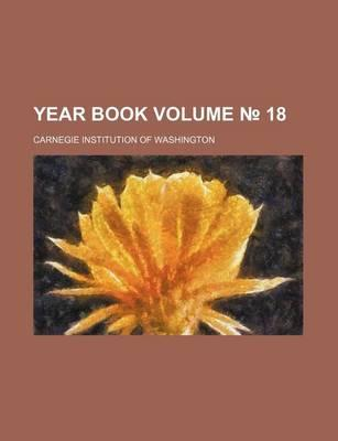 Year Book Volume 18