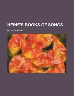 Heine's Books of Songs