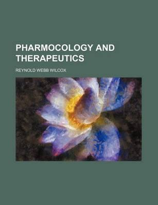 Pharmocology and Therapeutics