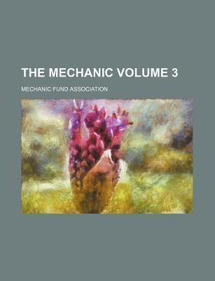 The Mechanic Volume 3