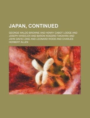 Japan, Continued