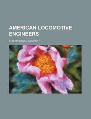 American Locomotive Engineers