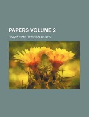 Papers Volume 2