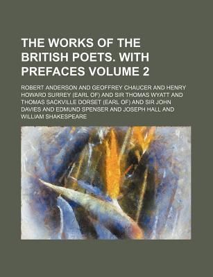 The Works of the British Poets. with Prefaces Volume 2