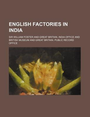 English Factories in India