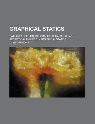 Graphical Statics; Two Treatises on the Graphical Calculus and Reciprocal Figures in Graphical Statics