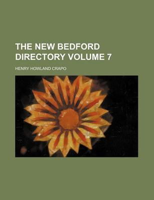 The New Bedford Directory Volume 7