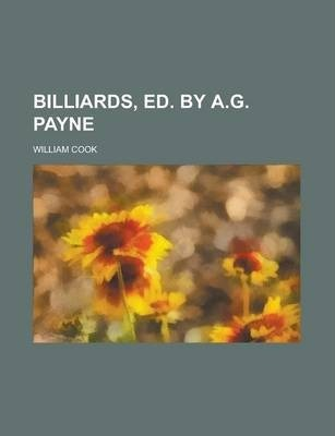 Billiards, Ed. by A.G. Payne
