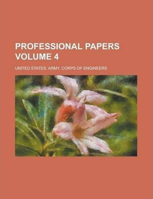 Professional Papers Volume 4