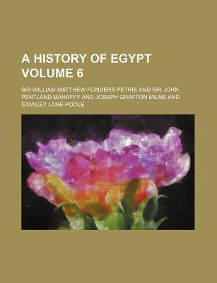 A History of Egypt Volume 6