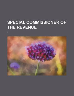 Special Commissioner of the Revenue