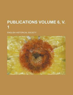 Publications Volume 6, V. 1