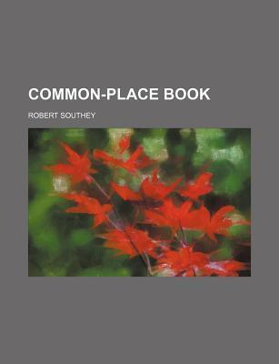 Common-Place Book