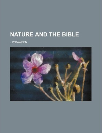 Nature and the Bible