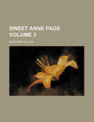 Sweet Anne Page Volume 3