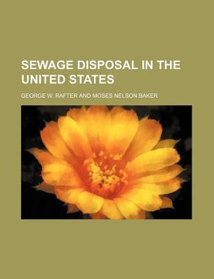 Sewage Disposal in the United States