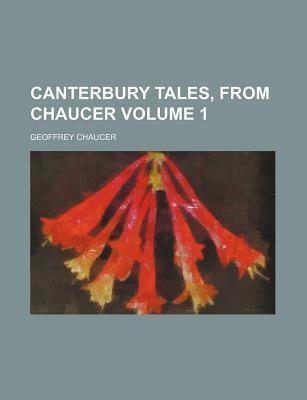 Canterbury Tales, from Chaucer Volume 1