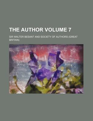 The Author Volume 7