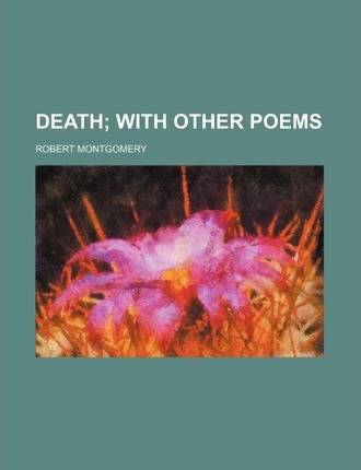 Death; With Other Poems