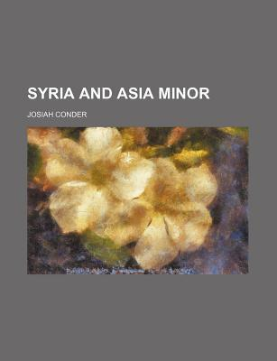 Syria and Asia Minor