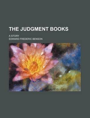 The Judgment Books; A Story