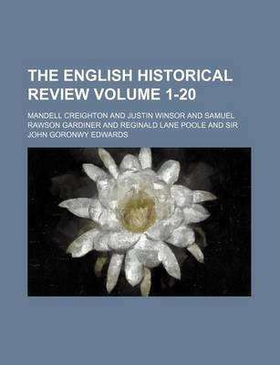 The English Historical Review Volume 1-20