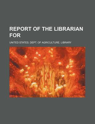 Report of the Librarian for