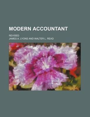 Modern Accountant; Revised