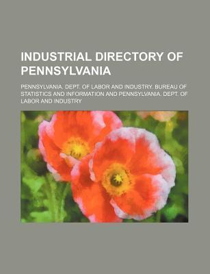 Industrial Directory of Pennsylvania