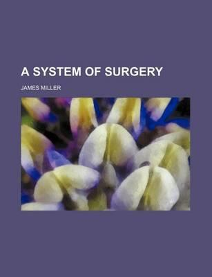 A System of Surgery