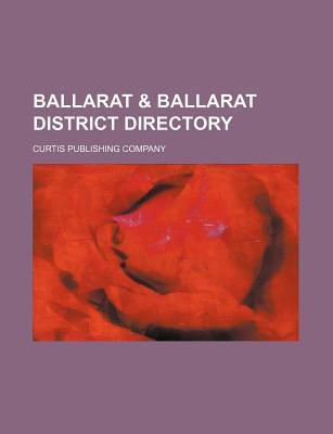 Ballarat & Ballarat District Directory
