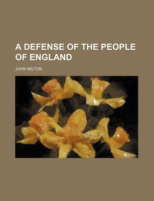 A Defense of the People of England