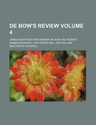 de Bow's Review Volume 4