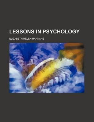 Lessons in Psychology