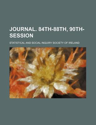 Journal. 84th-88th, 90th- Session